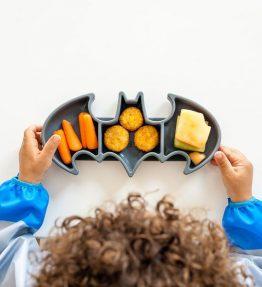 Bumkins DC-Comics Grip Dish