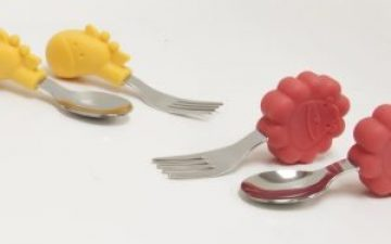 Marcus Marcus Palm Grasp Spoon & Fork Set