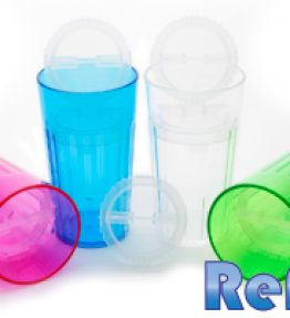 Reflo Single Pack - Smart Training Cup - a Smart Alternative to sippy cup