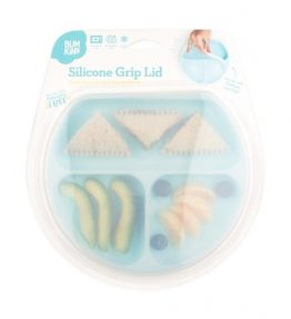 Bumkins Silicone Grip Dish Lid