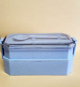 ECOmended Wheat Fibre Tier-2 Bento Lunch box