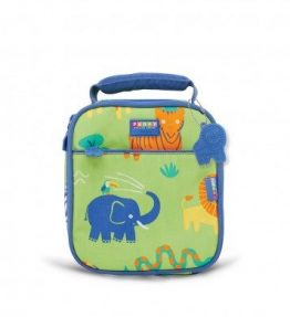 Penny Scallan Wild Thing Lunchbox School Bag looks fancy lunchbox with funable designs.