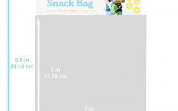 Bumkins Reusable Snack Bag - Large