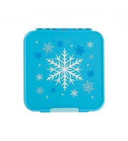 Snowflakes Bento 3 Top