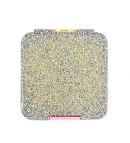 Yellow Glitter bento 5