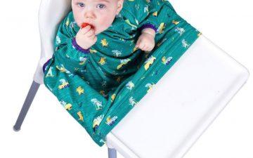 Bibado Baby Weaning Coverall Bib