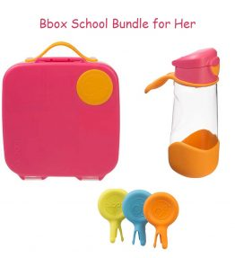 Bbox School Bundle for Her