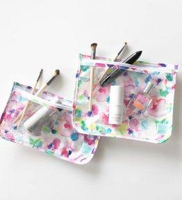 Bumkins Clear Travel Bags
