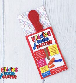 Kiddies Food Kutter - Single Pack