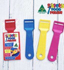 Kiddies Food Peeler - Single pack