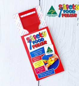 Kiddies Food Peeler - Single pack