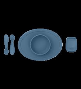 EZPZ First Food set - Indigo