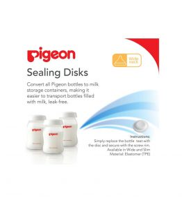 Pigeon Sealing Disk - Wide Neck