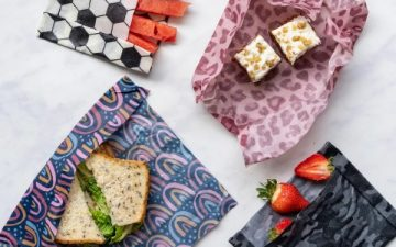 Little Lunch Box Co - Beeswax Wraps