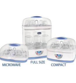 Chicco Nursing Steril Natural: 3 in 1 Steriliser