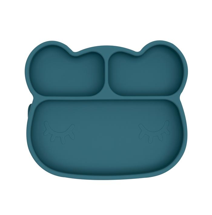 Bear Stickie Plate