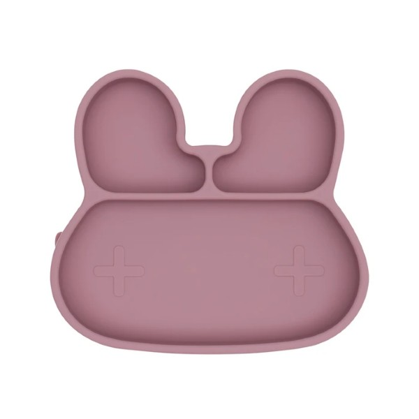 Bunny Stickie Plate