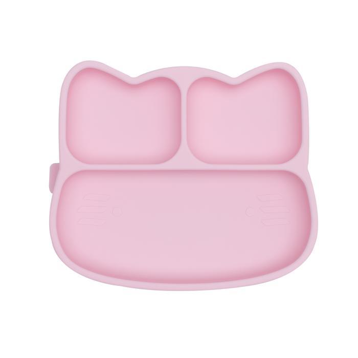 Cat Stickie Plate